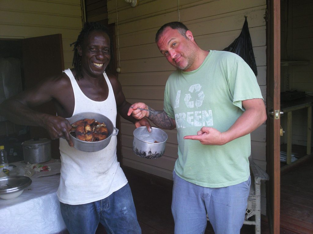 Cooking and living in Negril