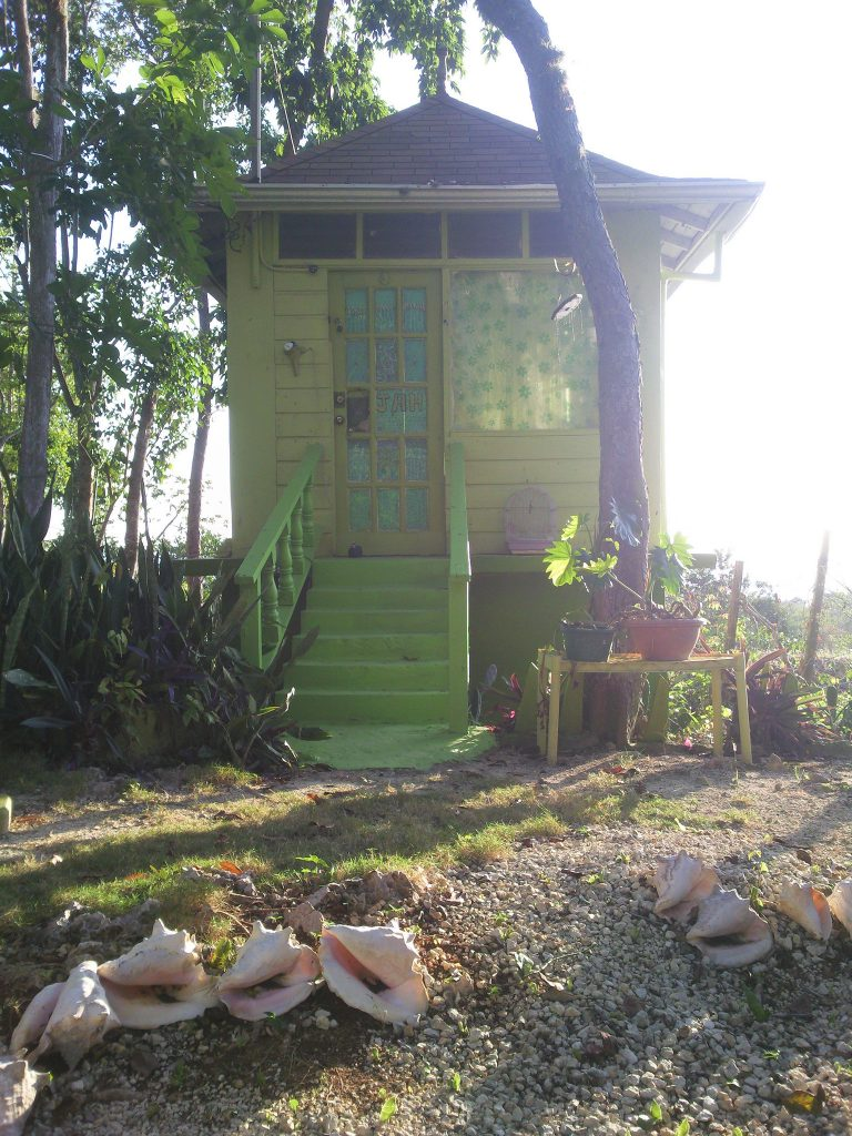 living in negril - our shack in orange hill