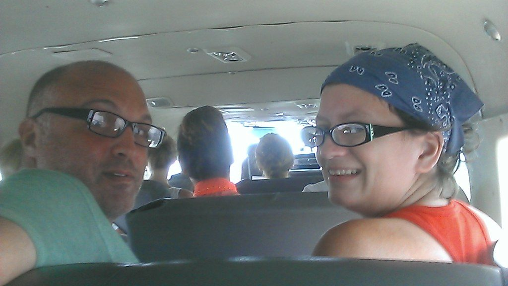 plane trip to corn islands