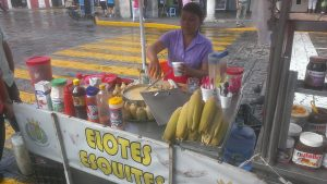 elotes in Merida