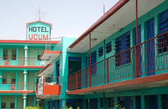 hotel Ucum in Chetumal