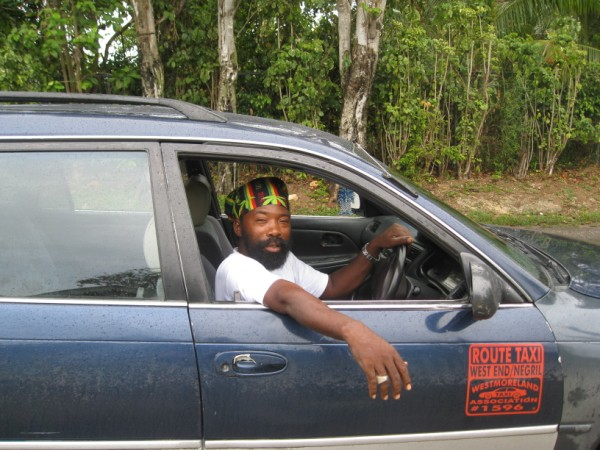 negril route taxi