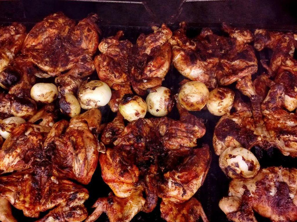 yucatan food pollo asado