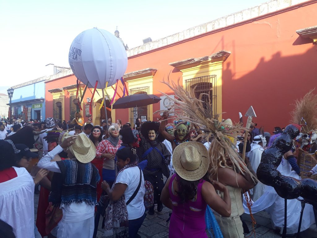 Carnival Festival we found on OaxacaEvents