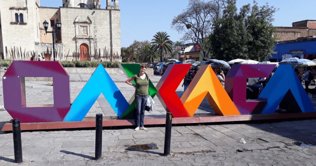 Natasha in Oaxaca
