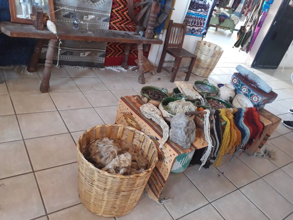Things to do in Oaxaca - Fabric Dying