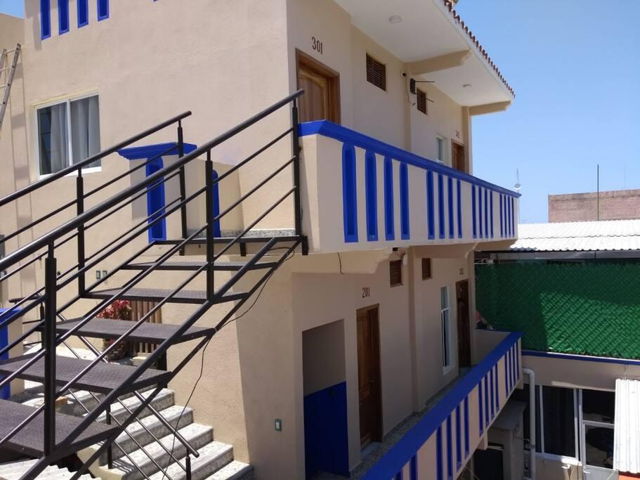 Casa Solteca Puerto Escondido Mexico