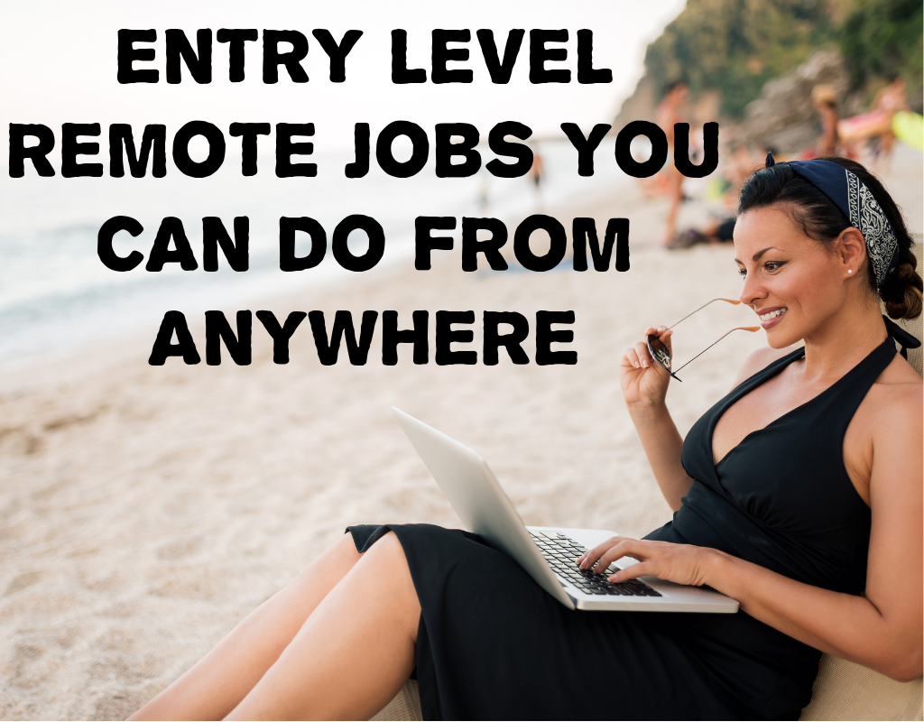 Entry Level Remote Jobs FI