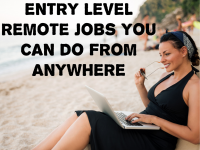 Top 20 Entry Level Remote Jobs You can do from Anywhere