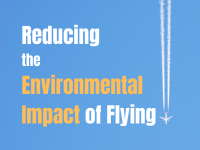How Digital Nomads can Offset a Flight's Environmental Impact