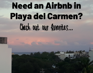 airbnb in playa del carmen featured image
